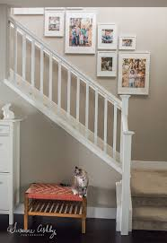 staircase gallery wall inspiration life on shady lane home