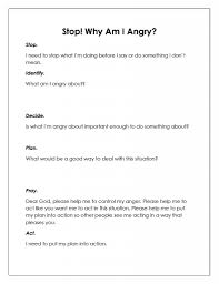 Anger Management Worksheets For Worksheet Free Worksheets For Images About Places To