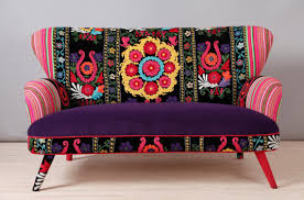 sofa patchwork etsy finds unique patchwork bohemian sofa