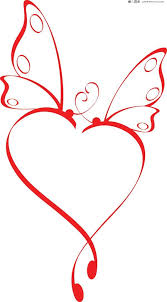 heart ribbon heart and ribbon tattoo designs clipart free best heart