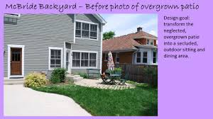 mcbride backyard landscape plan u2013 before and after photos laura