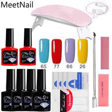 gel nails kit promotion shop for promotional gel nails kit on