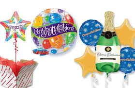 send balloons belfast balloon delivery congratulations balloons and well done balloon bouquets