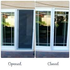 Sliding Screen Patio Doors Ideas Screen Patio Door Or Screen Door 17 Sliding Screen Door