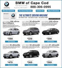 premier bmw cape cod new car specials in hyannis ma great deals