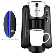 Single Serving Coffee Maker Cuisinart Serve Amazon Bella K Cup