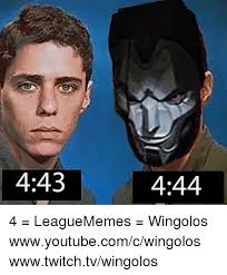 Twitch Memes - 443 444 4 leaguememes wingolos wwwyoutubecomcwingolos
