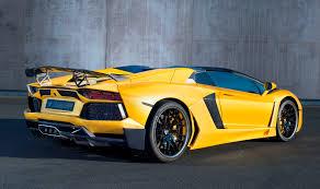 Lamborghini Aventador Roadster - hamann lamborghini aventador roadster exotic aerokit banishes sv
