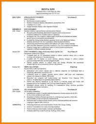 7 bullet points for resume memo heading