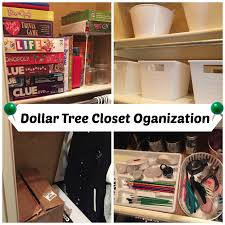 dollar tree craft closet organization youtube