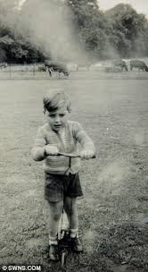 childhood photos of monty python star eric idle taken by his