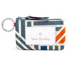 vera bradley home decor vera bradley zip id case in geo medallions handbags u0026 purses