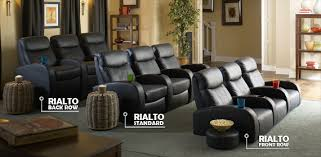 Movie Theater Sofas Rialto Stage Home Theater Seating