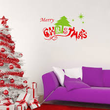 festival party supplies cheap china online china buy suppliers removable diy room decal stickers christmas tree adesivo de parede wall sticke art decals mural wallpaper