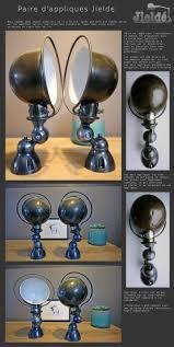 le de bureau jielde traitement des globes ici phase de vernissage sur globes graphités