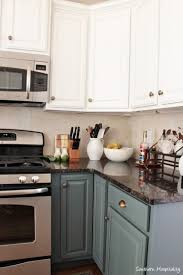 kitchen cabinets in my area our painted kitchen cabinets southern hospitality