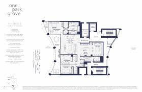His And Her Bathroom Floor Plans by Park Grove The Apt Team