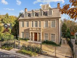 house with separate guest house these are the largest houses on the market in dc washingtonian