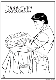 superman coloring pages printable 02 magic color book