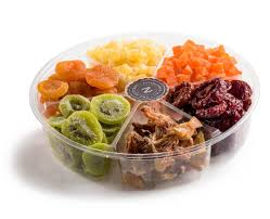 dried fruit gift the nuttery gourmet dried fruit gift tray healthy snack sectional