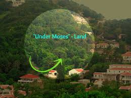 under moses land for sale windwardside saba saba island