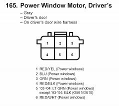 2004 honda accord 2 door 4 cylinder the driver side window is not