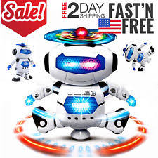robot toys ebay