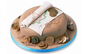 treasure map cake recipe goodtoknow