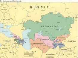 Mecca On Map Baku Russia Map