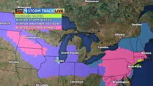 Weather Map Chicago by Winter Weather Advisory Woodtv Com