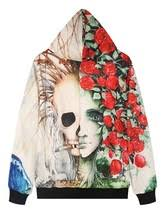 online get cheap 3d print rose hoodie aliexpress com alibaba group