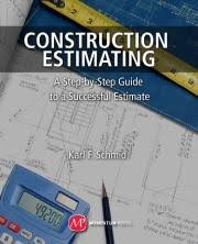 Mechanical Construction Estimating by Construction Estimating A By Guide To A Successful