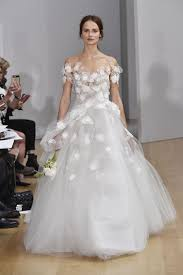 Wedding Dress Chelsea Olivia The Most Beautiful Wedding Dresses From Bridal Fashion Week