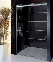 sliding door to bathroom home design ideas