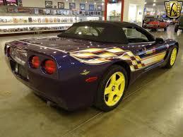 1998 corvette pace car for sale 1998 chevrolet corvette gateway cars 6148