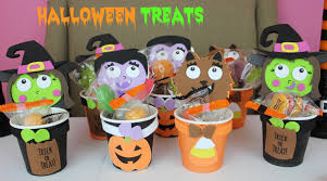 halloween treats diy halloween crafts goodie bags filled with