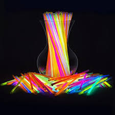 light sticks glow sticks bulk 200 count 8 partysticks brand