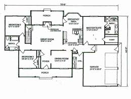 simple three bedroom house plan decor modern home design ideas with simple 3 bedroom floor plans
