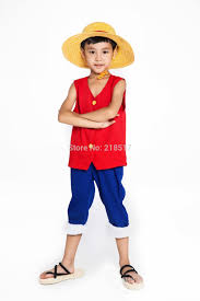 vire costumes for kids new kid s one costume monkey d luffy clothes 1st