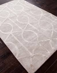 Jaipur Area Rugs City Ct14 Seattle Drizzle White Area Rug