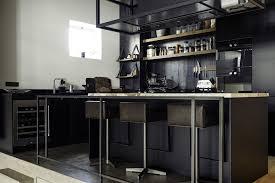 kitchen island shelves kitchen black kitchen island with granite countertop modern