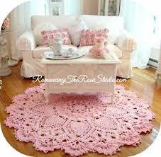 best 25 crochet doily rug ideas on pinterest doily rug crochet