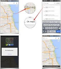 Save A Route In Google Maps by How To Cache Maps For Offline Use In Google Maps 2 0 For Ios Imore