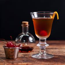 manhattan drink classic manhattan recipe myrecipes