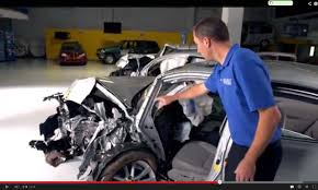 nissan armada crash test crash tests go viral in iihs u0027 new video series