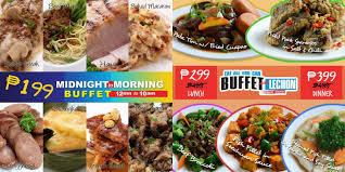 round table dinner buffet price just ish buffets in manila for 300 php or less part 2 updated 2015