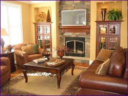 Western Leather Sofas Living Room Furniture Decorating Ideas Brown Leather Sofas In