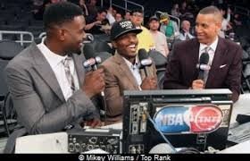 chris webber haircut bradley a special tnt guest photos
