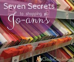 joanns coupon app joann s fabrics secrets for the best deals