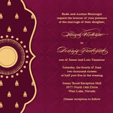 Hindu Marriage Invitation Card Wordings Creative Hindu Wedding Cards Wordings Ideas Wedding Invitations